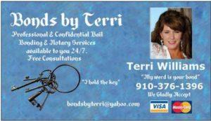 Bonds By Terri